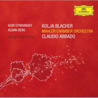 Claudio Abbado/Kolja Blacher/Mahler Chamber Orchestra Stravinsky: Concerto en re for violin and Orchestra - 4. Capriccio