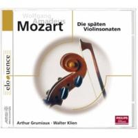 アルテュール・グリュミオー/ワルター・クリーン ピアノとヴァイオリンのためのソナタ 第40番 変ロ長調 K.454: 第2楽章: Andante