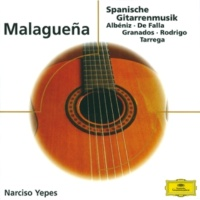 ナルシソ・イエペス Albéniz: España, Op.165 - Malagueña (Arr. For Guitar By Narciso Yepes)