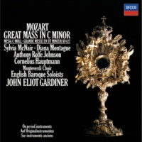 "Sylvia McNair/Diana Montague/Anthony Rolfe Johnson/Cornelius Hauptmann/The Monteverdi Choir/English Baroque Soloists/John Eliot Gardiner Mozart: Mass in C minor, K.427 ""Grosse Messe"" (rev. and reconstr. Alois Schmitt & Eliot Gardiner - 2d. Gloria: Domine"