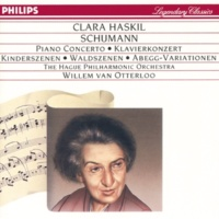 Clara Haskil/The Hague Philharmonic Orchestra/Willem van Otterloo Schumann: Piano Concerto in A minor, Op.54 - 1. Allegro affettuoso