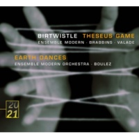Ensemble Modern Orchestra/Pierre Boulez Birtwistle: Earth Dances