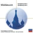 Concertgebouw Orchestra of Amsterdam/London Philharmonic Orchestra/Bernard Haitink Shostakovich: Symphonies Nos.5 & 9