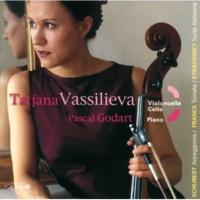 Tatjana Vassiljeva Franck: Sonate Pour Violoncelle Et Piano En La Majeur