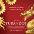 Coro de la Comunitat Valenciana/アンドレア・ボチェッリ/Jessica Nuccio/バレンシア自治州管弦楽団/ズービン・メータ Puccini: Turandot / Act 1 - Gira la cote!