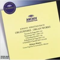 ヘルムート・ヴァルヒャ J.S. Bach: Sei gegrüsset, Jesu gütig, BWV 768