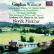 Academy of St. Martin in the Fields/Orchestre Symphonique de Montréal Vaughan Williams: Tallis Fantasia; Fantasia on Greensleeves; The Lark Ascending etc.