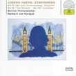 "Berliner Philharmoniker/Herbert von Karajan Haydn: Symphonies No. 94 ""Surprise""; No. 96 ""The Miracle""; No. 104"