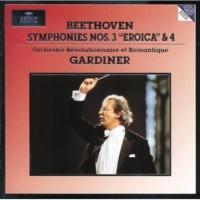 Orchestre Révolutionnaire et Romantique/ジョン・エリオット・ガーディナー ベートーヴェン:交響曲第3番《英雄》・第4番