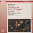 Alfred Brendel/Chicago Symphony Orchestra/James Levine Beethoven: Piano Concerto No.4 in G, Op.58 - 1. Allegro moderato