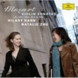 Hilary Hahn/Natalie Zhu Mozart: Sonata for Piano and Violin in F, K.376 - 1. Allegro