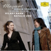 Hilary Hahn/Natalie Zhu Mozart: Sonata for Piano and Violin in A, K.526 - 2. Andante