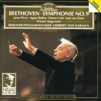 ベルリン・フィルハーモニー管弦楽団/ヘルベルト・フォン・カラヤン 交響曲 第9番 ニ短調 作品125 《合唱》: 第4楽章: Presto [1983年 ライヴ・アット・ベルリン・フィルーハーモニーホール]