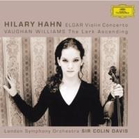 ヒラリー・ハーン/ロンドン交響楽団/サー・コリン・デイヴィス あげひばり