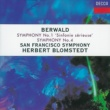 San Francisco Symphony/Herbert Blomstedt Berwald: Symphonies Nos. 1 & 4