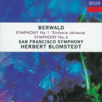 San Francisco Symphony/Herbert Blomstedt Berwald: Symphony No.4 - 2. Allegro risoluto