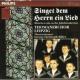 ライプツィヒ聖トーマス教会聖歌隊/Georg Christoph Biller Singet dem Herrn ein Lied