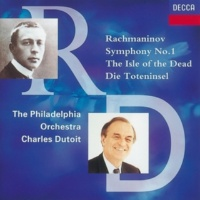 Philadelphia Orchestra/Charles Dutoit Rachmaninov: The Isle of the Dead, Op.29