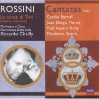 Juan Diego Flórez/Coro Filarmonico della Scala/Orchestra Filarmonica Della Scala/Riccardo Chailly Rossini: Le nozze di Teti e Pelo - cantata - 2. Cavatina: Giusto cielo