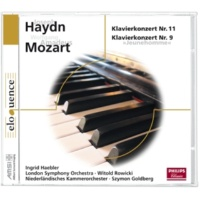 Ingrid Haebler/Nederlands Kamerorkest/Szymon Goldberg Haydn: Concerto for Keyboard and Orchestra in D major, Hob.XVIII:11 - 2. Un poco adagio