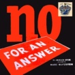 Marc Blitzstein No for an Answer