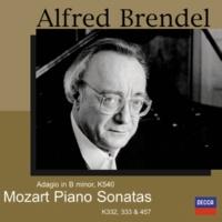 Alfred Brendel Mozart: Adagio in B Minor, K.540 [2000 Recording]