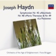 "Orchestra Of The Age Of Enlightenment/Frans Brüggen Haydn: Symphony in F sharp minor, H.I No.45 -""Farewell"" - 1. Allegro assai"