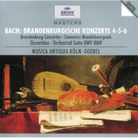 Musica Antiqua Köln/Reinhard Goebel J.S. Bach: Suite No.4 In D Major, BWV 1069 - 4. Menuet I-II
