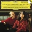 Gidon Kremer/Martha Argerich Schumann: Sonata No.1 For Violin And Piano In A Minor, Op.105 - 1. Mit leidenschaftlichem Ausdruck