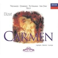 タティアーナ・トロヤノス/プラシド・ドミンゴ/ジョン・オールディス合唱団/ジョン・オールディス/ロンドン・フィルハーモニー管弦楽団/サー・ゲオルグ・ショルティ Bizet: Carmen / Act 4 - C'est toi! - C'est moi!