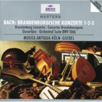 Musica Antiqua Köln/Reinhard Goebel J.S. Bach: Orchestral Suite No.1 In C Major, BWV 1066 - 1. Ouverture