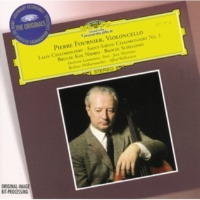 Pierre Fournier/Orchestre des Concerts Lamoureux/Jean Martinon Bruch: Kol Nidrei, Op.47 - Adagio On Hebrew Melodies For Cello And Orchestra (Adagio ma non troppo)