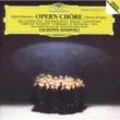 フォルカー・ホーン,ゲルハルト・シュミュッカート,ベルリン・ドイツ・オペラ合唱団,ベルリン・ドイツ・オペラ管弦楽団,ジュゼッペ・シノーポリ オペラ合唱曲集