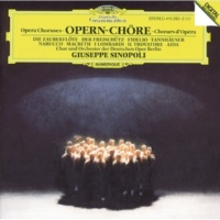ベルリン・ドイツ・オペラ管弦楽団,ジュゼッペ・シノーポリ,ベルリン・ドイツ・オペラ合唱団 歌劇《ナブッコ》: ヘブライの捕虜たちの合唱:行け、わが思いよ、金色の翼に乗って