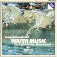 イングリッシュ・コンサート/トレヴァー・ピノック 組曲《水上の音楽》ヘ長調 BWV 348: 8. Hornpipe