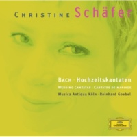 """Christine Schäfer J.S. Bach: Cantata, BWV 210 """"O holder Tag, erwünschte Zeit"""" - 5. Recit: So glaubt man denn, daß die Musik verführe"""