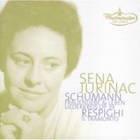 """Sena Jurinac/Franz Holletschek Schumann: Liederkreis, Op.39 - In der Fremde (""""Ich hör die Bachlein rauschen"""")"""