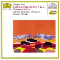 ロンドン交響楽団/クラウディオ・アバド 《アルルの女》 第2組曲: 第3曲:メヌエット