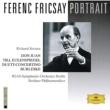 Berliner Philharmoniker/Ferenc Fricsay R. Strauss: Till Eulenspiegel's Merry Pranks (Till Eulenspiegels lustige Streiche), Op. 28
