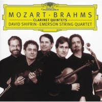 David Shifrin/Emerson String Quartet Mozart: Clarinet Quintet In A, K.581 - 2. Larghetto