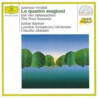 ギドン・クレーメル/レスリー・ピアーソン/ロンドン交響楽団/クラウディオ・アバド 協奏曲集《四季》 第2番 ト短調 作品8の2《夏》: 第2楽章: Adagio- Presto - Adagio
