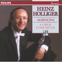 Heinz Holliger/Maurice Bourgue/I Musici/Maria Teresa Garatti Albinoni: Concerto a 5 in C, Op.9, No.9 for 2 Oboes, Strings, and Continuo - 3. Allegro