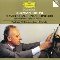 マウリツィオ・ポリーニ 交響的練習曲 作品13: Etude VIII