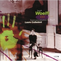 Laure Colladant Woefl: Sonate pour pianoforte Op. 27 en re mineur - Allegro
