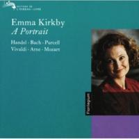 エマ・カークビー/エンシェント室内管弦楽団/クリストファー・ホグウッド エクスルターテ・ユビラーテ K.165(158A): Ⅱ. 聖処女の冠よ