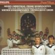 Wiener Sängerknaben/Chorus Viennensis/Ingomar Rainer/Wiener Volksopernorchester/Uwe Christian Harrer Merry Christmas