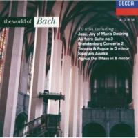 """Stuttgart Hymnus Boys Choir/シュトゥットガルト室内管弦楽団/カール・ミュンヒンガー J.S. Bach: St. Matthew Passion, BWV 244 / Part Two - No.68 Chorus I/II: """"Wir setzen uns mit Tränen nieder"""""""