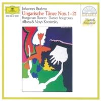 アロイス・コンタルスキー/アルフォンス・コンタルスキー 4手のためのハンガリー舞曲集: Brahms: No. 6 in D flat (Vivace) [Hungarian Dances Nos. 1 - 21 - for Piano Duet]