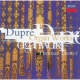 Thomas Trotter Dupré: Organ Works