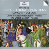 The English Concert/Trevor Pinnock Handel: Concerto a due cori No.2, HWV 333 - 1. Pomposo